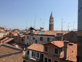 Campanile Bell Tower view