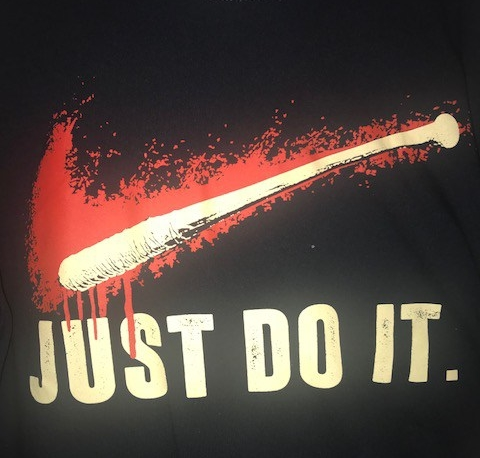 One of my many WD T-Shirts.