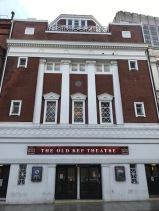 Inside theatre scenes here for Stan and Olly