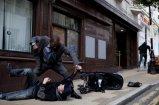 DCI Tony Gates fighting...